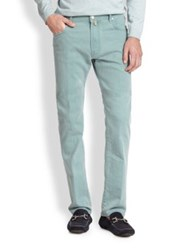 Corneliani Sage Five Pocket Jeans
