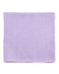 Neiman Marcus Perfect Linen Pocket Square Lavender