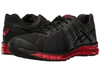 Asics Gel Quantum 180 Tr Black Onyx Vermillion Men's Cross Training Shoes