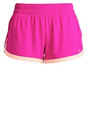 Gap Sports Shorts Electric Fuchsia Purple