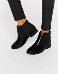 Call It Spring Etaliwet Chelsea Boots Black Synthetic