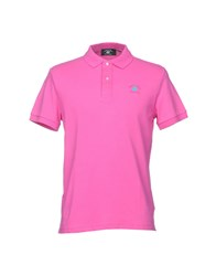 Beverly Hills Polo Club Topwear Shirts Fuchsia