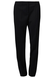 S.Oliver Trousers Blue Dark Blue