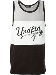 Undefeated 'War Paint' Tank Top Black