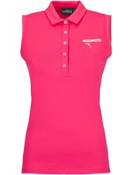 Chervo Arcano Sleeveless Polo Pink