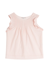 Paul And Joe Sister Sleeveless Ruffle Top