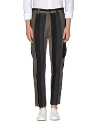 Dolce And Gabbana Trousers Casual Trousers Men Dark Green