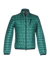 Club Des Sports Down Jackets Green