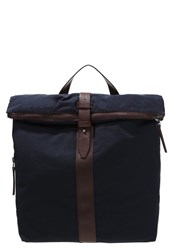 Marc O'polo Rucksack Navy Dark Blue