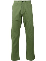 Nike Sb Ftm Chino Trousers Green