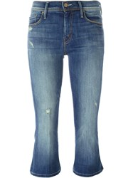 Mother 'Cruiser' Jeans Blue