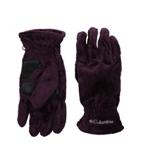 Columbia Pearl Plush Glove Purple Dahlia Extreme Cold Weather Gloves