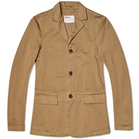 Mhl By Margaret Howell Mhl. By Margaret Howell Flap Pocket Blazer Biscuit