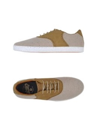 Element Emerald Collection Low Tops And Trainers Beige
