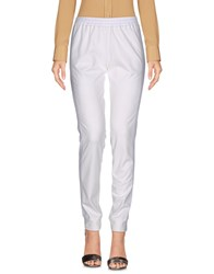 Callens Casual Pants White