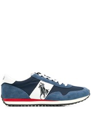 Polo Ralph Lauren Classic Lo Top Sneakers Blue