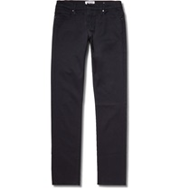 Frame Denim L'homme Slim Cut Stretch Denim Jeans Blue