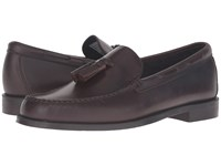 Sebago Heritage Tassel Brown Oiled Waxy Leather Men's Shoes