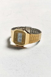 Casio Core Digital Gold Watch