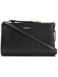 Furla Capriccio Bag Leather Black