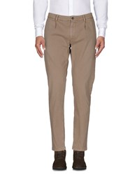 No Lab Casual Pants Khaki