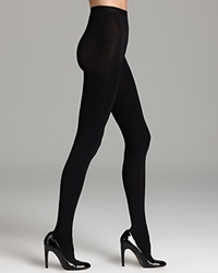 Kate Spade New York Very Opaque Tights Black