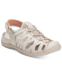 Bare Traps Frenzie Flat Sandals Women's Shoes Taupe