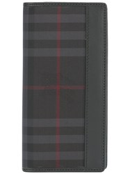 Burberry Fold Out Wallet Black