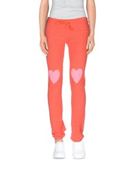 Wildfox Couture Wildfox Trousers Casual Trousers Women Orange