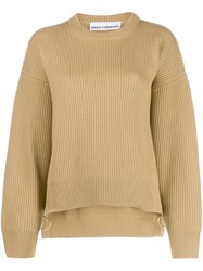 Paco Rabanne Ribbed Knit Jumper 60