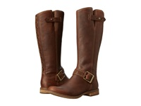 Timberland Earthkeepers Savin Hill Tall Boot Tobacco Fort Leather Women's Boots Tan