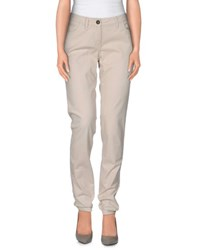 Superdry Trousers Casual Trousers Women Light Grey