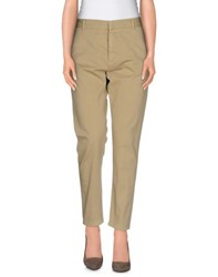 Boy By Band Of Outsiders Trousers Casual Trousers Women Beige