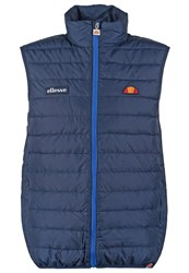 Ellesse Jazzihorn Waistcoat Dress Blues Dark Blue