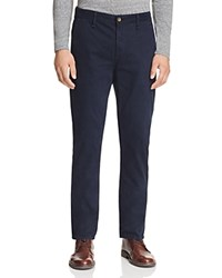 Rag And Bone Fit 2 Slim Fit Chinos Navy