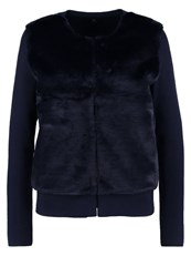 Banana Republic Cardigan Navy Dark Blue