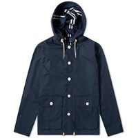 Albam Fisherman's Cagoule End. Exclusive Blue