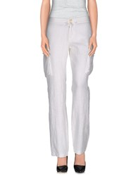 Transit Par Such Trousers Casual Trousers Women White
