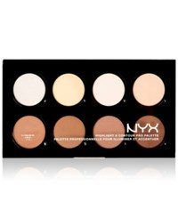 Nyx Highlight And Contour Pro Palette No Color