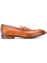 Raparo Classic Loafers Brown