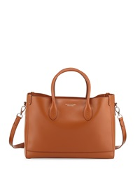 Ralph Lauren Smooth Leather East West Tote Bag Tan
