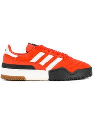 Adidas By Alexander Wang Originals Bball Soccer Sneakers Yellow And Orange