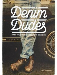 Thames And Hudson Denim Dudes Tan