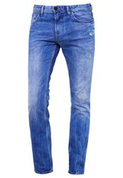 Tom Tailor Denim Aedan Slim Fit Jeans Super Stone Blue Denim