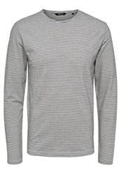 Only And Sons Long Sleeved Top Cloud Dancer White