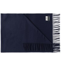 Acne Studios Canada Narrow Scarf Blue