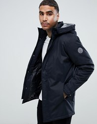 Only And Sons Padded Parka Black