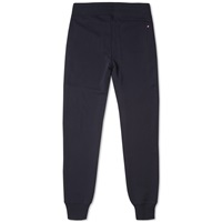 Moncler Flag Trim Sweat Pant Navy