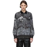 Sacai Black Sun Surf Edition Diamond Head Shirt