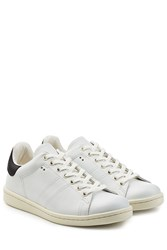 Etoile Isabel Marant Leather Sneakers